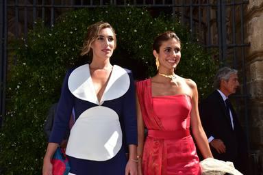 during wedding of Claudia Osborne and Jose Entrecanales in Jerez on Saturday, 02 October 2021