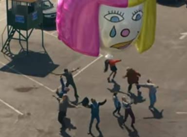 """Novedades de Sia con LSD: """"Audio"""""""