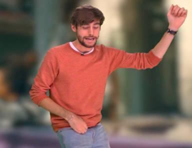 """Baila """"La cintura"""" como Álvaro Soler"""