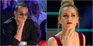 La decisión de Edurne que le ha llovido cientos de críticas entre los fans de Got Talent