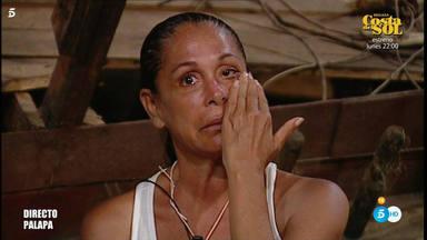 Isabel Pantoja en 'Supervivientes'