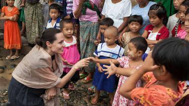 Angelina Jolie Activista