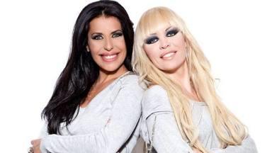 Sonia y Selena, intérpretes de 'Yo quiero bailar'