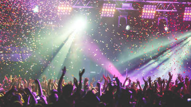CADENA 100, Rock FM y MegaStar celebran la música con una espectacular verbena