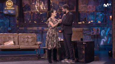 Pareja por sorpresa: David Broncano ha encontrado el amor en la actriz Adriana Ugarte