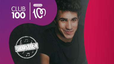 Club 100 reunirá a Gonzalo Hermida con un grupo selecto de fans en el escenario de CADENA 100