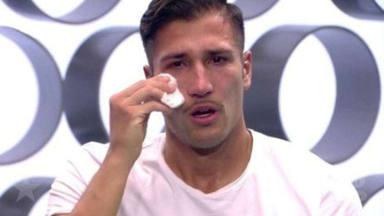 Las amargas lágrimas de Gianmarco en 'GH VIP' y su confesión sobre Adara