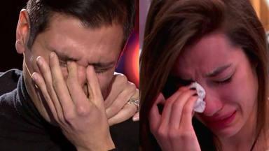 Adara, destrozada ante el error garrafal de Gianmarco tras su expulsión de GH VIP