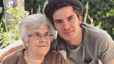 """Andrés Ceballos, de Dvicio, comparte un emotivo vídeo de su abuela: """"Rodéate de personas que te inspiren"""""""