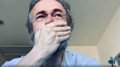 El actor Tristán Ulloa recibe el alta tras ingeresar por coronavirus