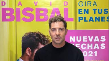 Tras cancelar actuaciones en 2020, David Bisbal da a conocer primeras fechas de 'En tus Planes 2021' en España