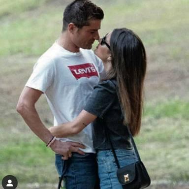 Alfonso Merlos y Alexia Rivas dan un importante paso en su relación