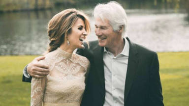 Richard Gere y su mujer publican una graciosa foto de su hijo