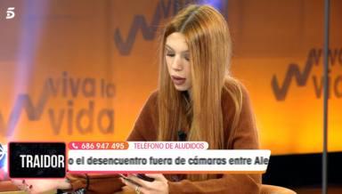 Una famosa de Telecinco revela el último mensaje que recibió de Álex Casademunt: Puedo morir tranquilo