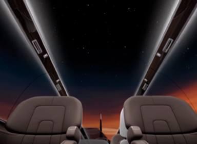 """Los aviones """"con ventanillas panorámicas"""" están a la vuelta de la esquina"""