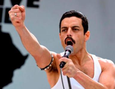 """""""Bohemian Rhapsody"""" triunfa en los Globos de Oro"""