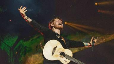 Cuando te quitan el protagonismo en tu concierto aunque seas Ed Sheeran