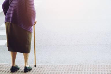 Inventan unos zapatos con GPS para personas con Alzheimer