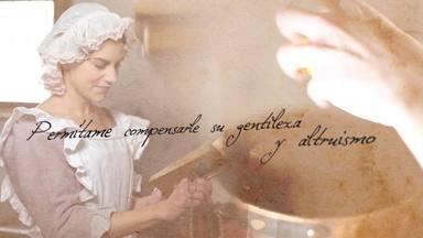 'La cocinera de Castamar'