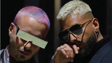 J Balvin y Maluma, juntos en un nuevo single