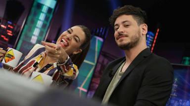 Ana Guerra y Luis Cepeda en 'El Hormiguero'