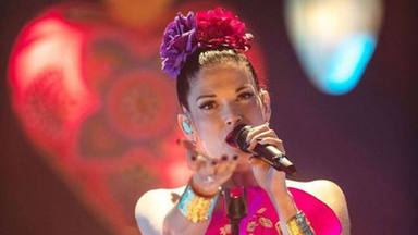 """Natalia Jiménez vuelve a sus orígenes en la música y consigue que nadie la reconozca: """"Fue como volver a ser q"""