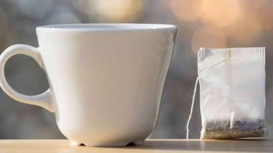 Cuidado con las bolsitas de té que tomes que tengan este material