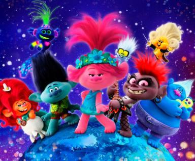 'Trolls 2 - Gira mundial' de DreamWorks Animation