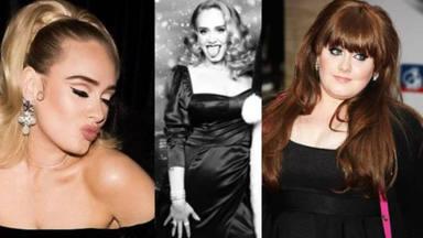 El cambio físico de Adele
