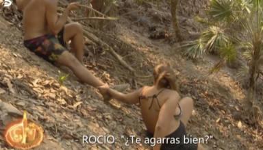 Rocío Flores sufre un desmayo en Supervivientes 2020