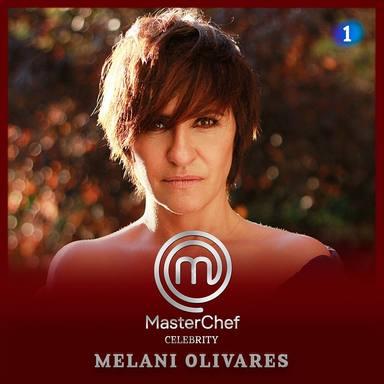 Melani Olivares nueva concursante de Masterchef Celebrity