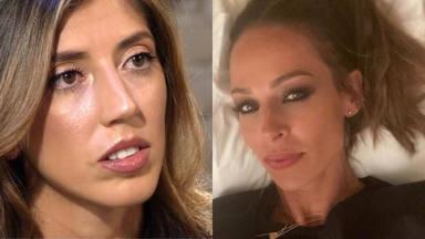 La elegancia de Eva González frente a la entrevista de Karelys hablando de Cayetano Rivera