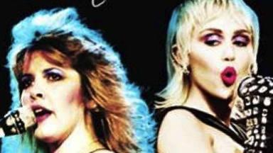 Miley Cyrus y Stevie Nicks se unen para el Remix de 'Edge of Seventeen' / 'Midnight Sky'
