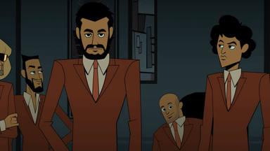 """Taburete estrena canción y videoclip animado de """"Brindo"""", con una mirada crítica sobre los poderes fácticos"""