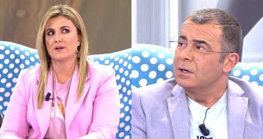 "Jorge Javier Vázquez fulmina a Carlota Corredera en directo tras cometer un error imperdonable: ""Adiós"""