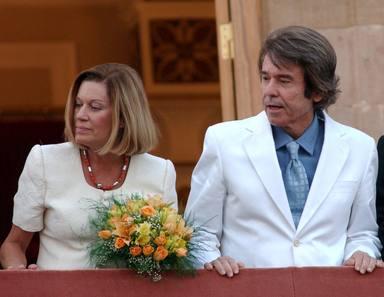 Raphael y Natalia Figueroa en una imagen de archivo