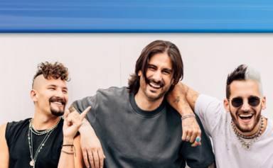 Melendi anuncia una de las colaboraciones más esperadas junto a Mau y Ricky: 'La boca Junta'