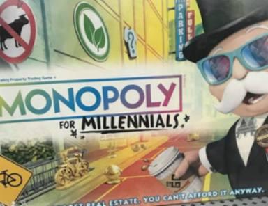 El Monopoly para Millenials ya es una realidad