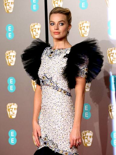 Los mejor vestidos en la alfombra roja de los BAFTA