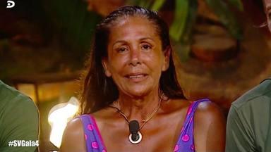 Isabel Pantoja en 'Supervivientes 2019'