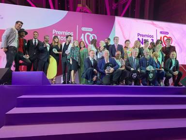 III Edición Premios Números 1 de CADENA 100 Euskadi