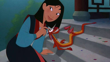 El monumental enfado de los fans de Mulan con Disney por eliminar a Mushu en el live-action de la película
