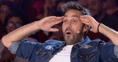 Dani Martínez en 'Got Talent'