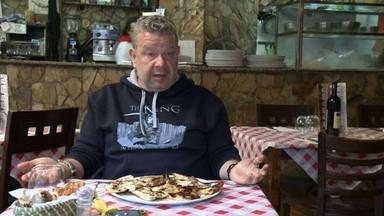 El trauma de Chicote con la pizza tras salir de 'Pesadilla en la Cocina'