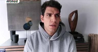Diego Matamoros presenta todos los síntomas de coronavirus