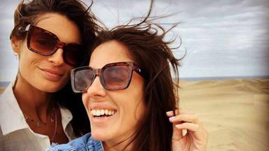 Anabel Pantoja y Susana Molina se deshacen de su negocio de uñas en Sevilla