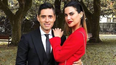 Carla Barber estuvo casada en 2018 con el doctor Camilo Esquivel
