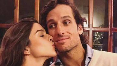 Feliciano López y Sandra Gago van a ser papás