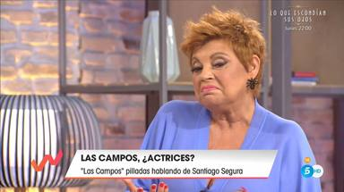 Viva la Vida: Terelu Campos Santiago Segura