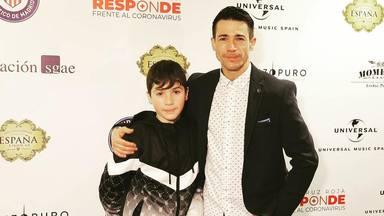 Juanjo Ballesta trabajará junto a su hijo en un proyecto sobre el piloto Ángel Nieto